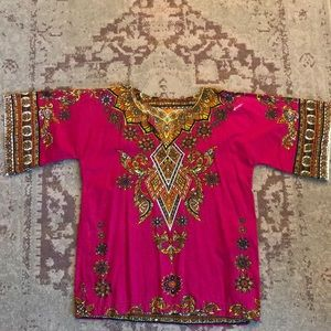 African Tribal Tunic